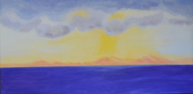 Sigrun Neumann (Sineu) - ..... traversant  la Mer Rouge ...