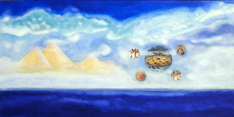 Sigrun Neumann (Sineu) - fliegende erinnerungen ( flying memories)