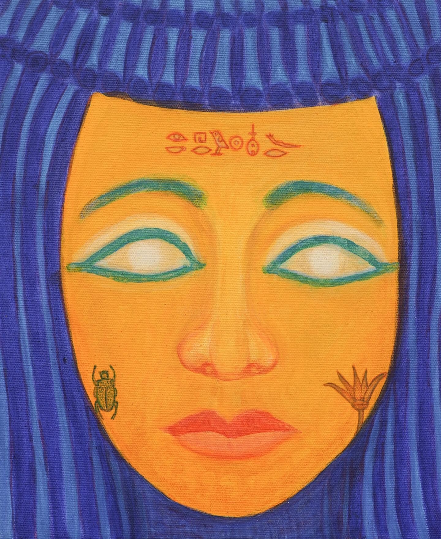 Sigrun Neumann (Sineu) - pharaonische Impressionen 1-6 (No.1)