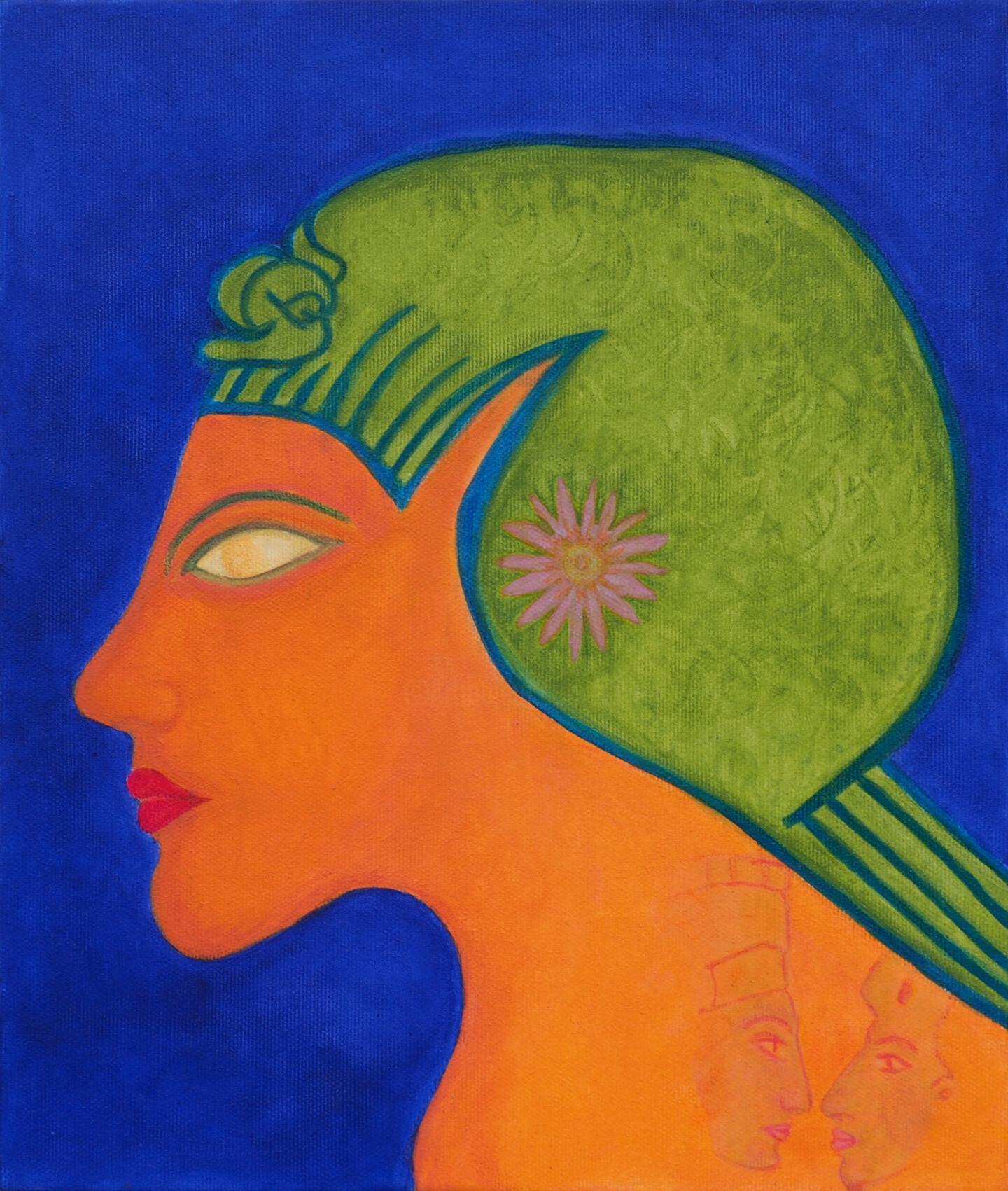 Sigrun Neumann (Sineu) - pharaonische Impressionen 1-6 (No.3)