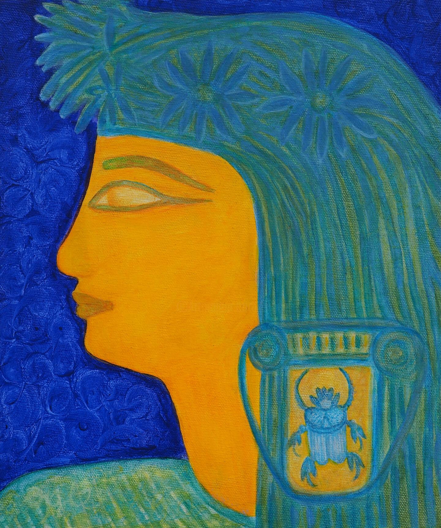 sigrun neumann (sineu) - pharaonische Impressionen -1-6 (No.4)