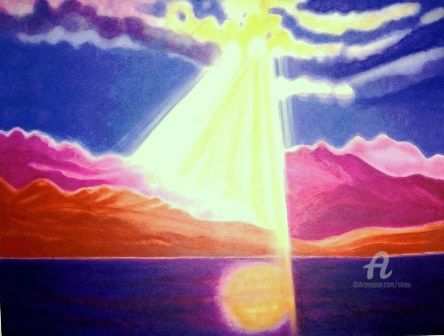 sigrun neumann (sineu) - le soleil tombe du ciel ....