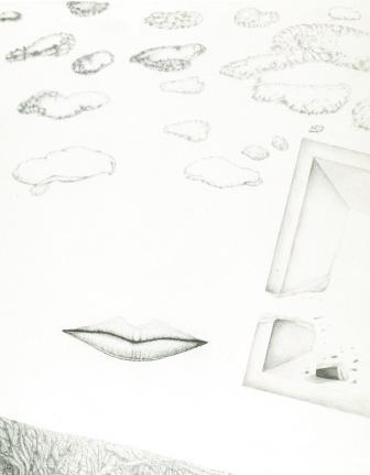 illustration / Forugh Farrochsad 4