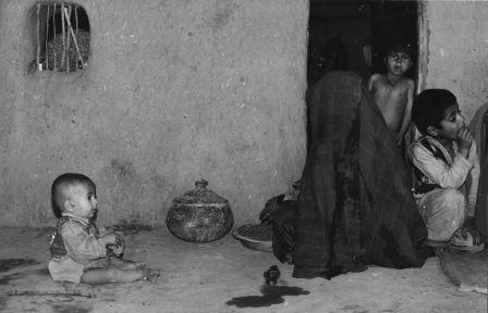 Afghani refugees Camp in Peshawar