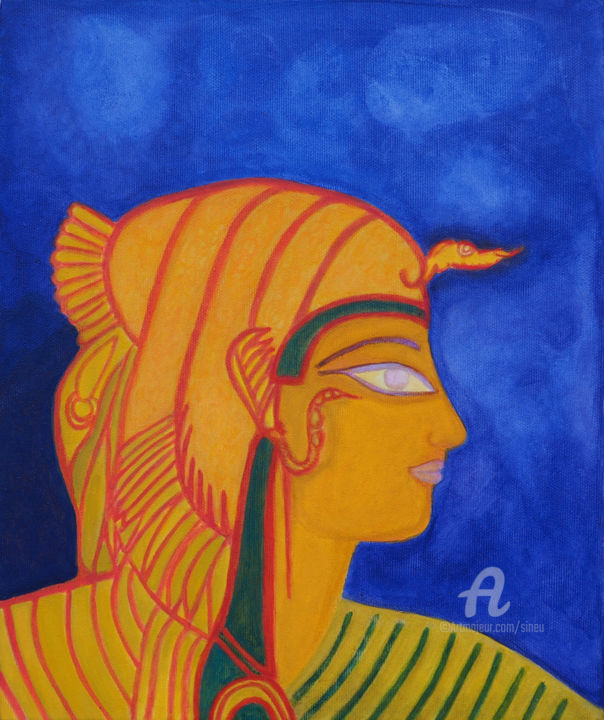 pharaonische Impressionen 1 -6 (No.5)